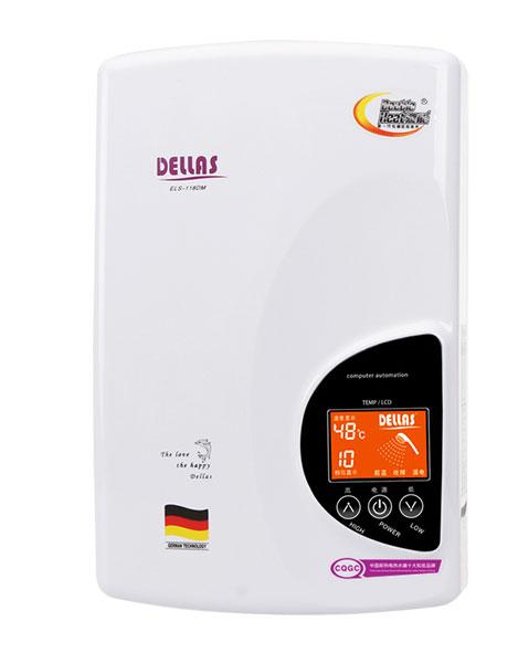 即热式/十档变频恒温ELS-118DM