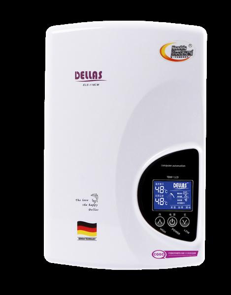 即热式/十档变频恒温ELS-608DM